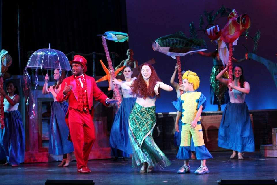 """The Little Mermaid"" at The Gateway Playhouse"