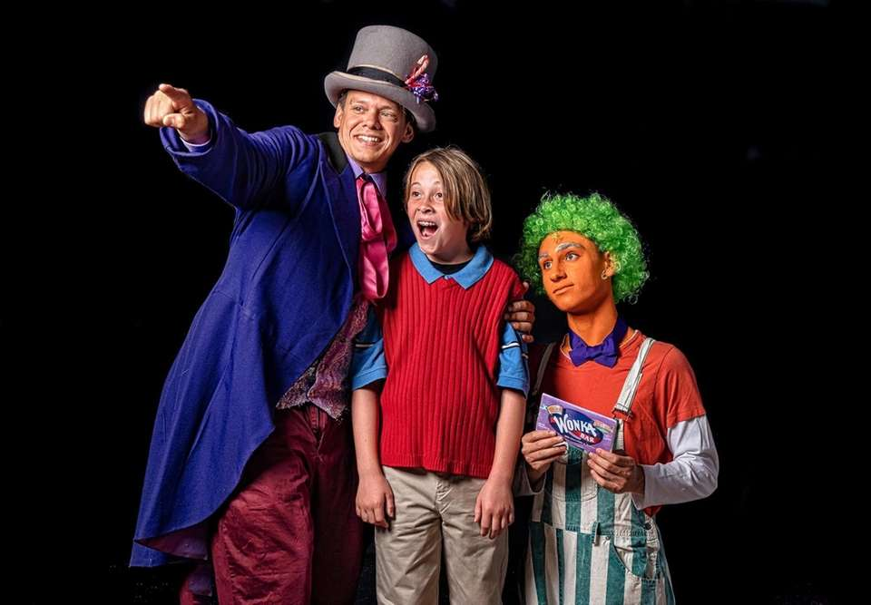 """Willy Wonka"" at NYCB Theatre"