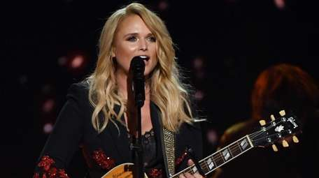 Miranda Lambert comes to Jones Beach next week.