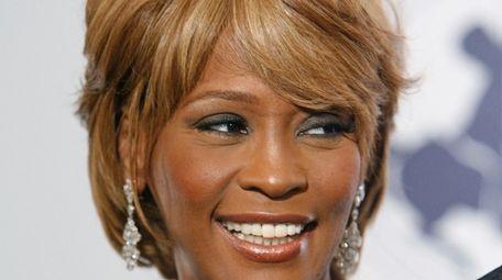 Whitney Houston at the Carousel of Hope Ball