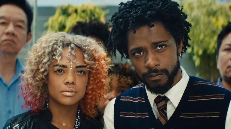 Tessa Thompson and Lakeith Stanfield star in first-time