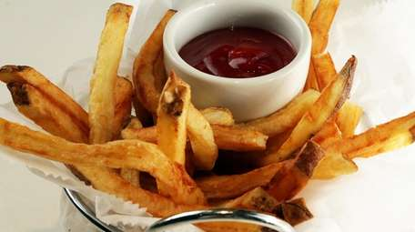 Friday is National French Fry Day and Zinburger