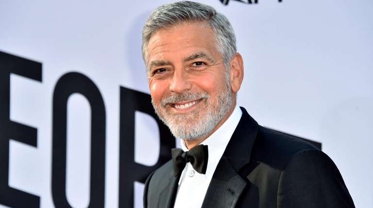 George Clooney is reportedly doing well after his