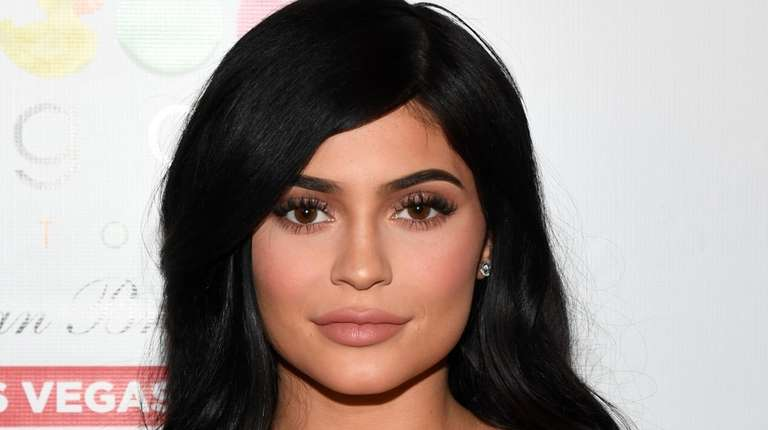 Thanks, in part, to her cosmetics line, Kylie
