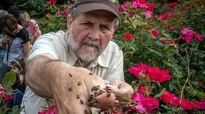 Adelphi University has done away with chemical pesticides,