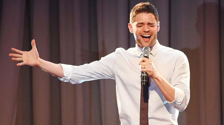 "Jeremy Jordan last performed on Broadway in ""Newsies"