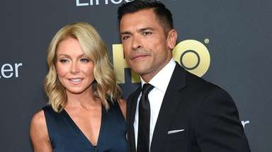 Kelly Ripa and Mark Consuelos are developing a