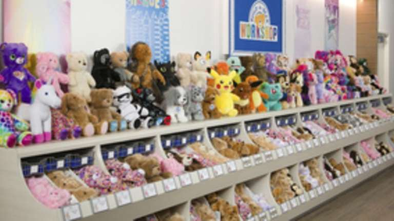 Build-A-Bear Workshop is offering its first pay-your-age day