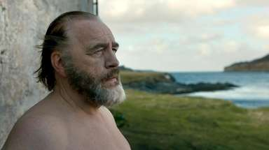 Brian Cox as a Hebrides islander who moves