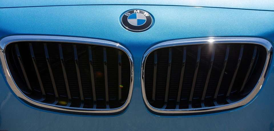 Mandatory Credit: Photo by CJ GUNTHER/EPA-EFE/REX/Shutterstock (9747798e) BMW