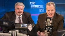From left, Don La Greca, Michael Kay and