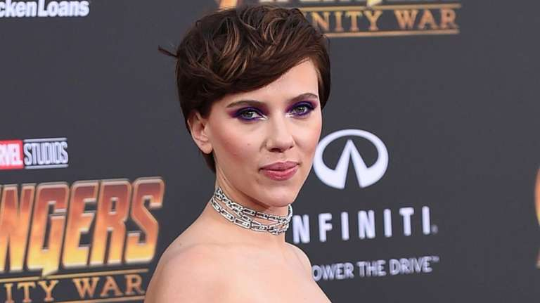 Scarlett Johansson said she was pulling out of
