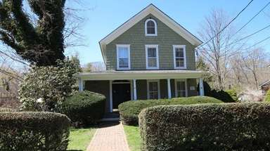 The Setauket home was built circa 1885 by