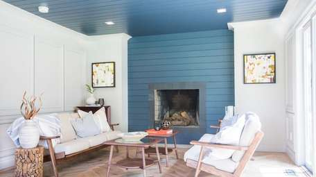 A sitting area at Journey East Hampton, a