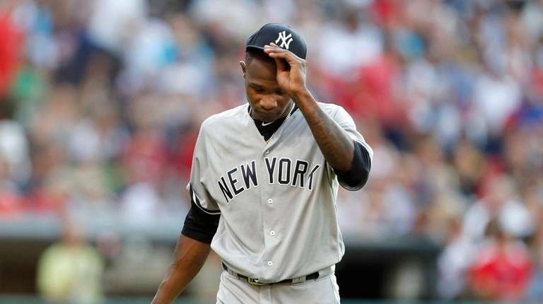 yankees can t overcome domingo german s subpar outing newsday