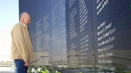 James Hurd Jr., father of TWA Flight 800