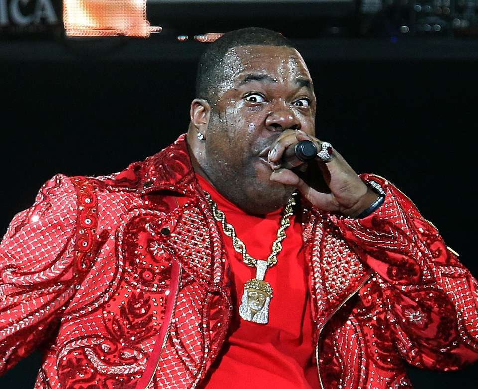 Busta Rhymes performs on July 15.