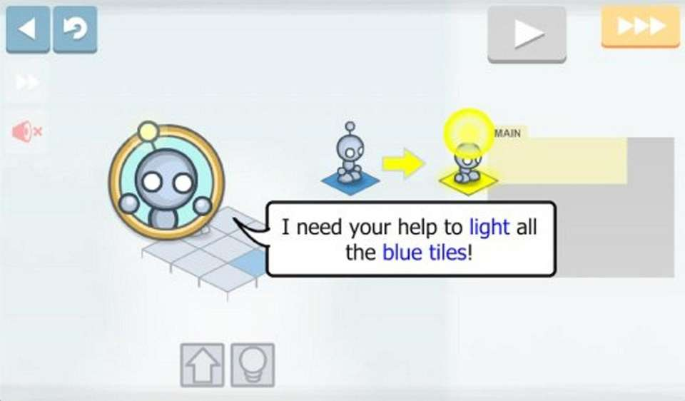 Lightbot: Programming Puzzles