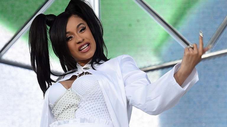 Cardi B dominates MTV VMA nominations with artist, song, video of