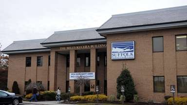 A Suffolk Federal Credit Union branch in Medford