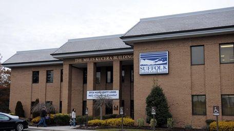 A Suffolk Federal Credit Union branch in Medford