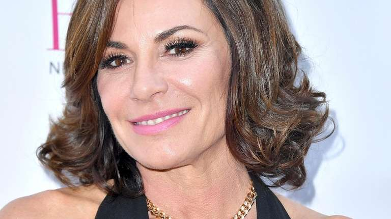 Luann de Lesseps attends Bella New York magazine's