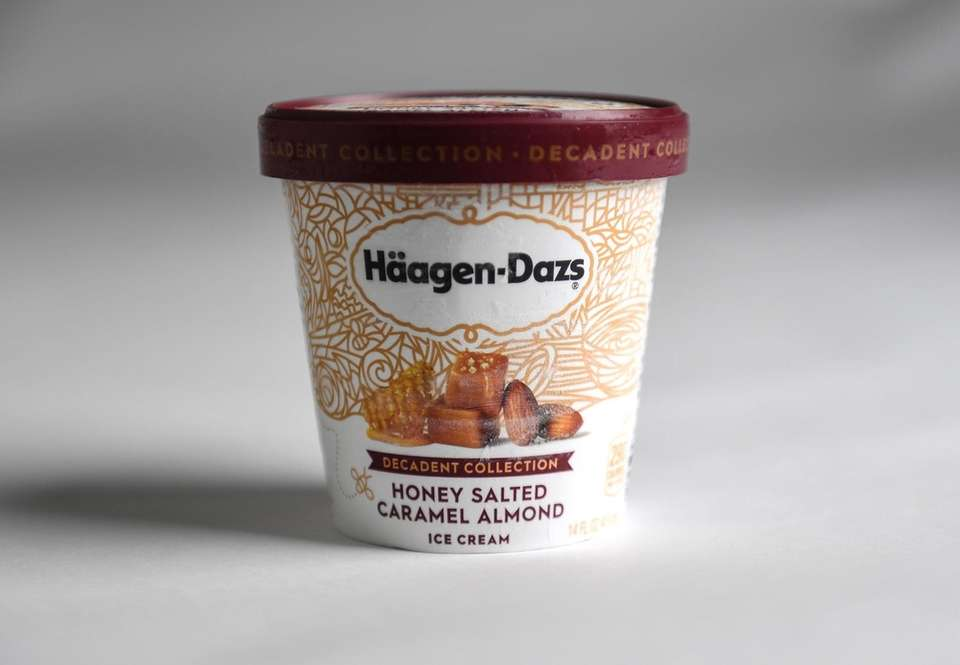 Haagen Dazs stands up well to newcomers in