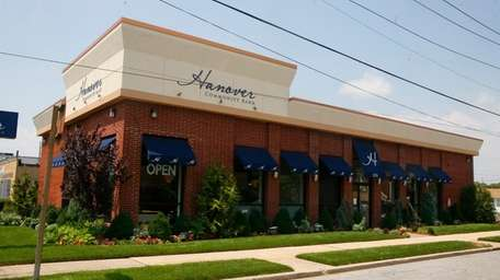 Hanover Bancorp, the parent company of Hanover Community