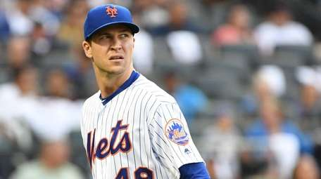 Jacob deGrom's agent is demanding a trade