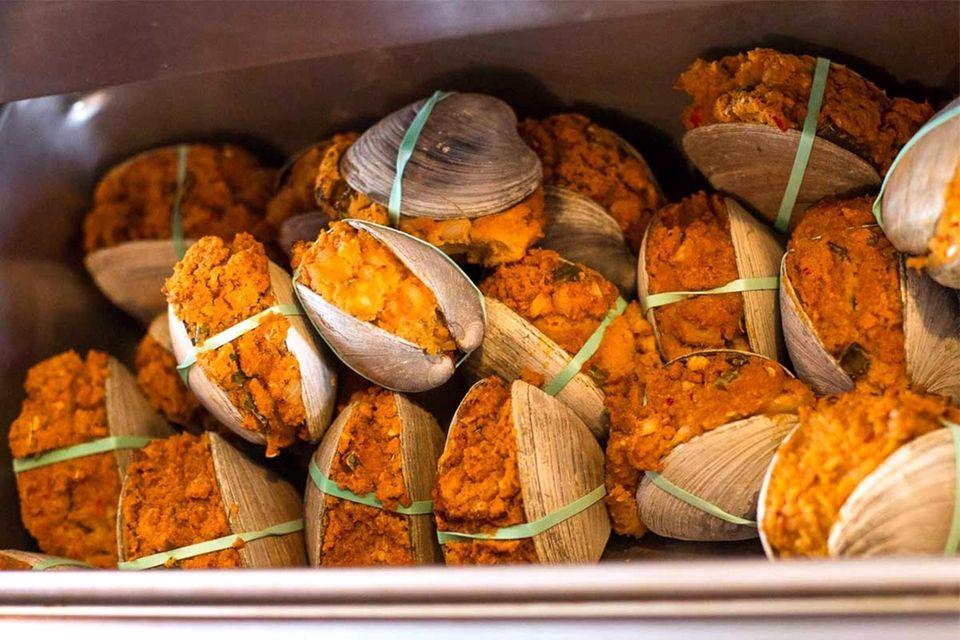 Massacusetts has fried clams, Maine has the lobster