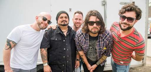 Taking Back Sunday will be inducted into the