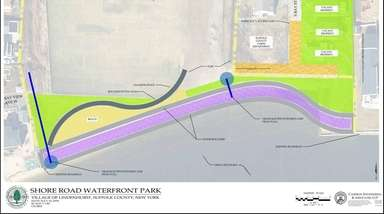 Lindenhurst gets first look at a waterfront resiliency