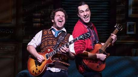 """Justin Collette and Jonathan Gould star in """"School"""