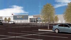 Walmart is seeking approval from Babylon Town to
