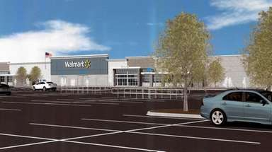 Walmart is seeking approval from Babylon Town to