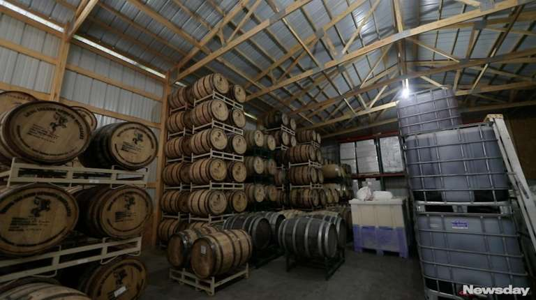 The number of craft distilleries has risen on