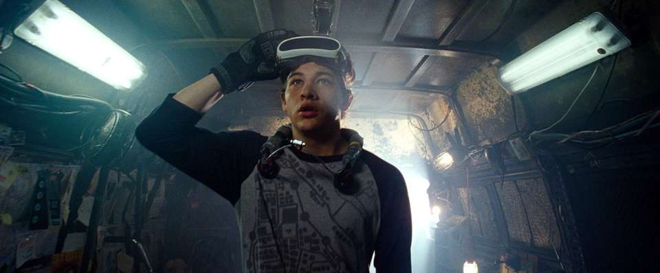 Steven Spielberg returns to form with this virtual-reality