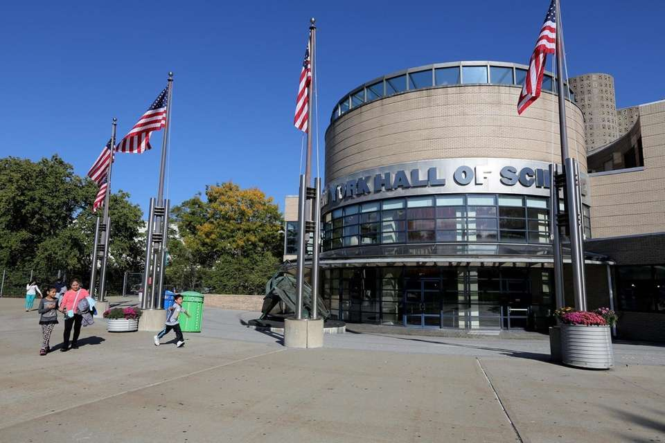 The New York Hall of Science (pictured, 47-01