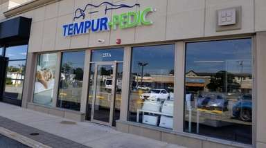 Tempur-Pedic has opened its first Long Island location,