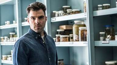 "Zachary Quinto examines unexplained phenomena in History's ""In"