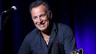 Bruce Springsteen, pictured on Nov. 10, 2015,