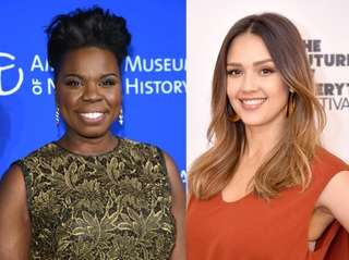 Leslie Jones, left, criticized delivery methods of a