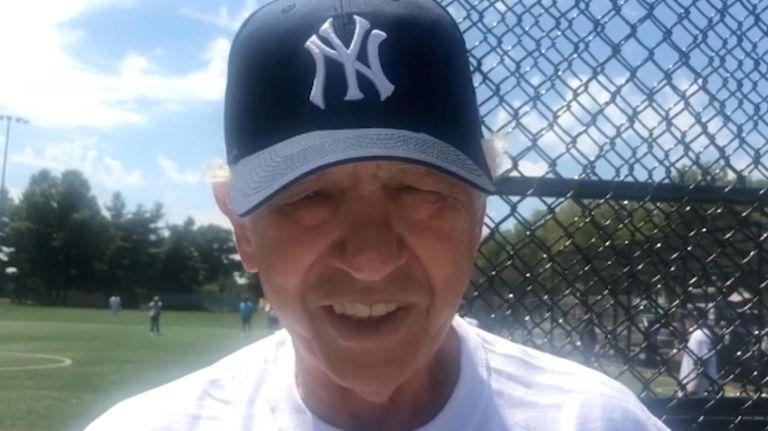 The New York Senior Softball Association, a league