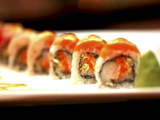A Dynamite Roll is one of the specialties