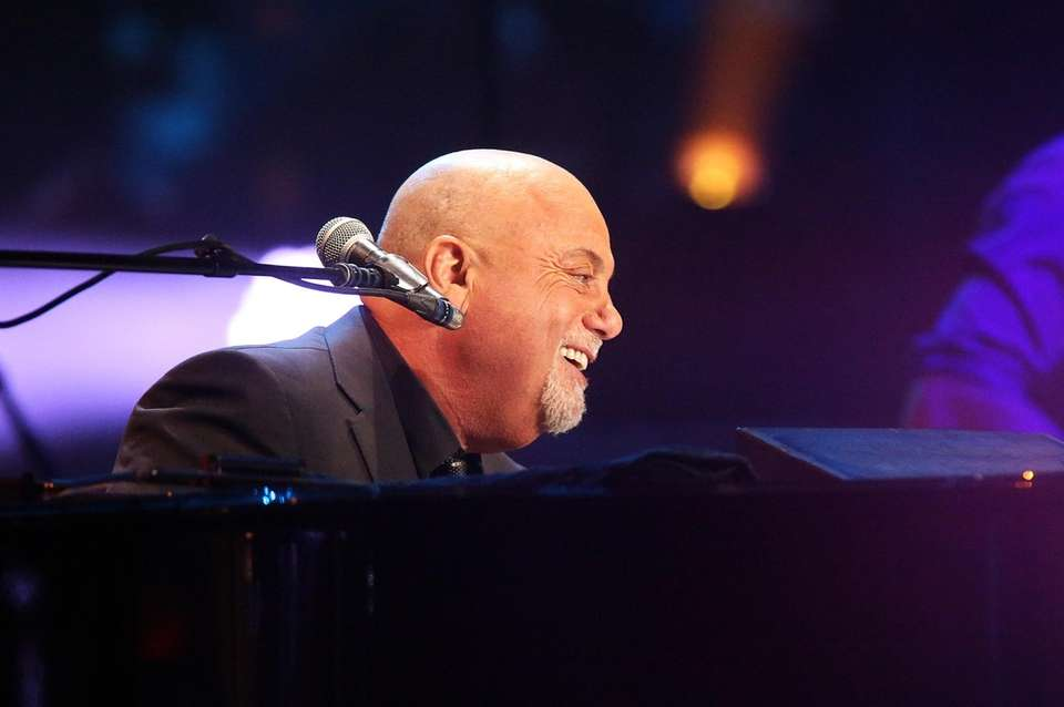 Billy Joel plays his 100th show at Madison