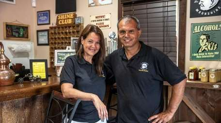 Patricia and Joseph Cunha, co-founders and co-owners of