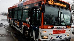 Since Nassau County privatized its bus service, NICE