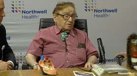 With a fervent will to live, 95-year-old Holocaust