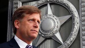 Former U.S. Ambassador to Russia Michael McFaul in