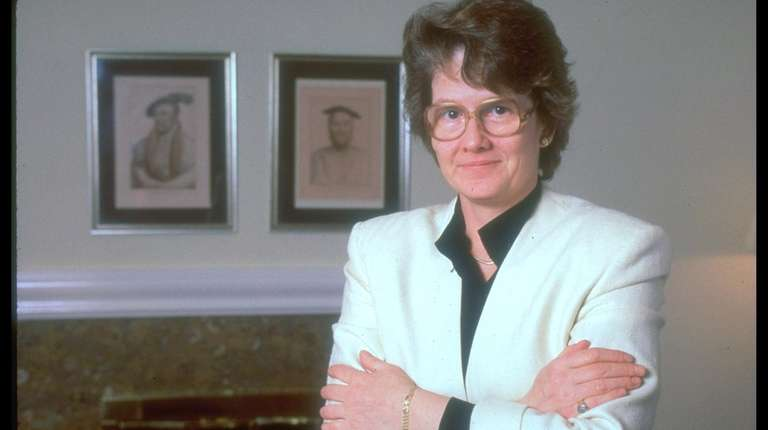 Ann Hopkins was an ex-Price Waterhouse manager who